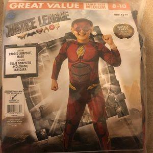 The Flash Halloween Costume